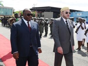 الرئيسان السينگالي والگابوني رسميا في مراكش نهاية هذا الشهر وهذه اسباب الزيارة