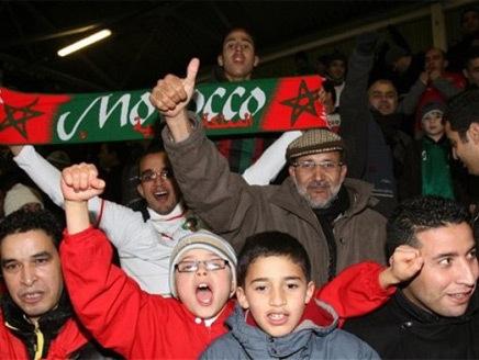 إقبال متواضع على تذاكر مبارة المغرب وتانزانيا