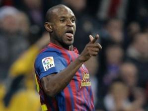 لاعب برشلونة الإسباني