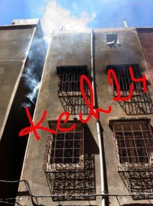 عاجل : حريق بمنزل بدرب مولاي الغالي يرعب ساكنة سيدي يوسف بن علي بمراكش + صور حصرية