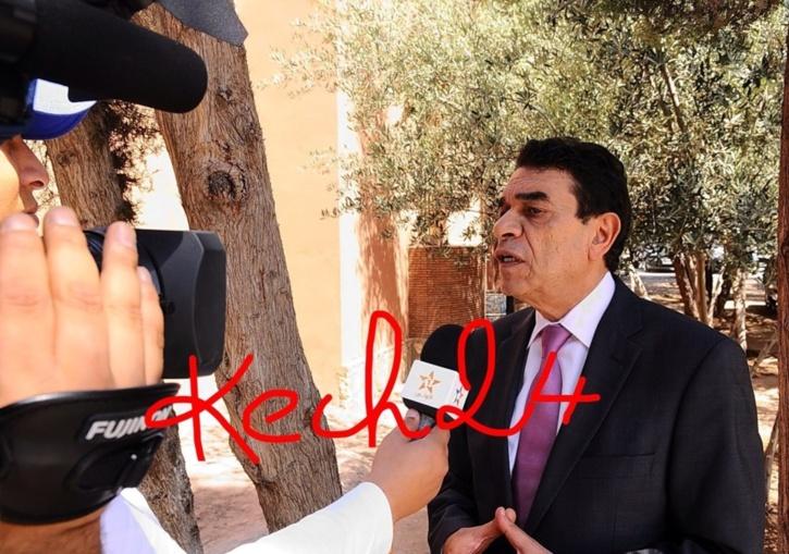 محمد الوفا من مراكش كلشي غادي مزيان