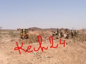 خاص : عمليات الحفر متواصلة للبحث عن جثة الفرنسي المقتول بمراكش + الصورة