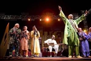 المعلم باقبو يتألق في اختتام فعاليات الدورة 16 من مهرجان كناوة موسيقى العالم