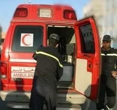 إصابة ثلاث أشخاص في حادثة سير خطيرة نواحي شيشاوة