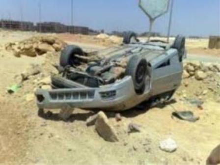 مصرع شخص في إنقلاب سيارة نواحي شيشاوة