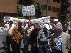 الجمعية المغربية للدفاع عن حقوق الإنسان تراسل وزير العدل بخصوص سوق إزكي بمراكش