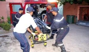 عاجل : حادثة سير مميتة بالطريق الوطنية رقم 9 قرب بن جرير