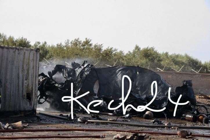 الأسباب الحقيقة وراء إنفجار أزلي + صور حصرية