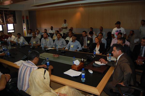 والي أمن مراكش يستقبل ممثلين عن المجتمع المدني
