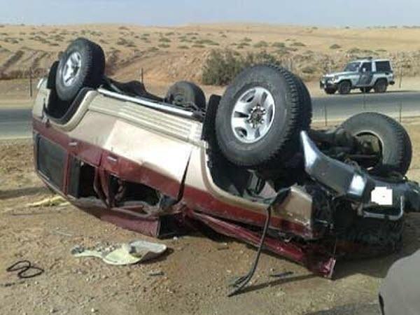 إصابة خمسة أشخاص بجروح خطيرة في حادثة سير نواحي شيشاوة