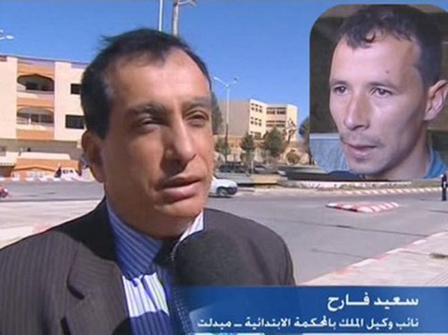 أنباء عن تعيين القاضي