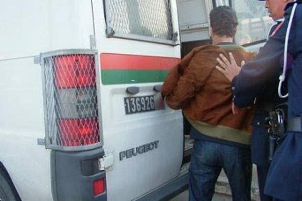 حملة اعتقالات في صفوف المشتبه بهم للوصول إلى المتورطين في الإعتداء على رجل أمن بمراكش