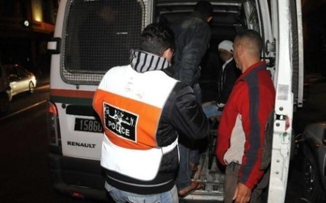 الأمن بمراكش يعتقل عسكريا بتهمة النصب والإحتيال