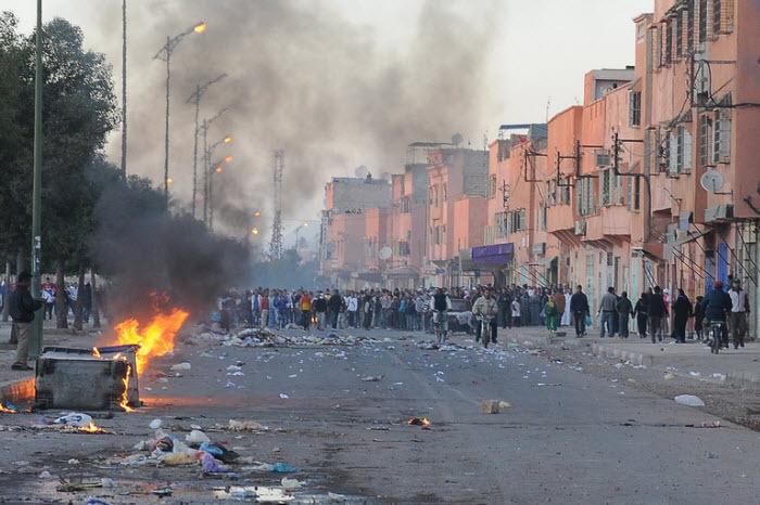 عائلات معتقلي احتجاجات