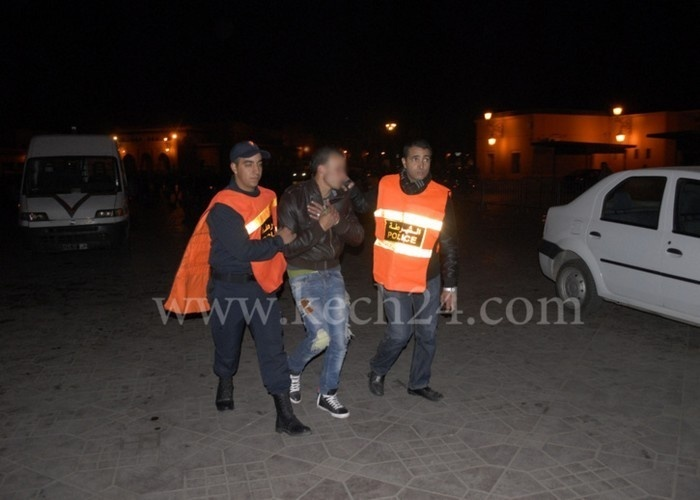 اعتقال أزيد من 700 شخص مبحوث عنهم بمراكش منذ بداية الشهر الجاري