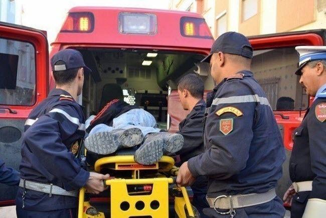 مقتل شابين في حادثة اصطدام دراجتين من نوع