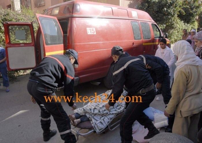 مقتل شخص في حادثة سير بجماعة سيدي المختار اقليم شيشاوة
