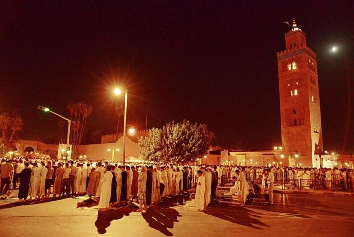 اللجنة المنظمة لصلاة التراويح بمسجد الكتبية تنتظر حوالي 100 ألف مصل يوم ختم القران
