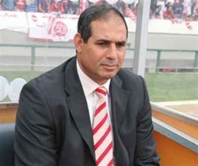 بادو الزاكي يغادر ملعب مراكش تحت حراسة أمنية