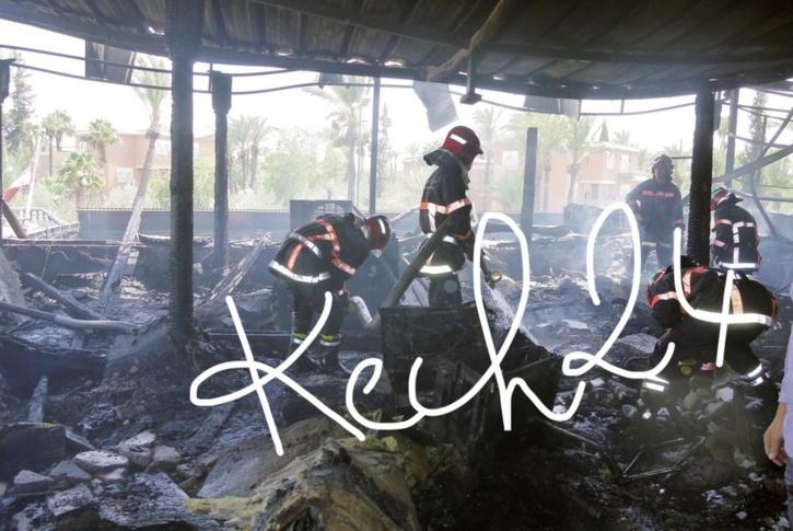 ثاني حريق يأتي على ملهى ليلي بمراكش في ظروف غامضة