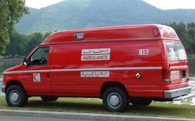إصابة شخص بجروح خطيرة في حادثة سير بجماعة ايت ايمور نواحي مراكش