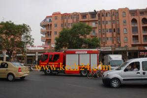 عاجل : حريق يأتي على 17 دراجة نارية بثكنة تابعة لفرقة التدخل السريع بحي عرصة لمعاش بمراكش
