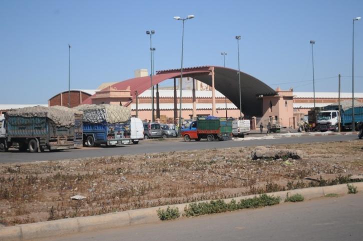 متابعة 24 متهما ضمنهم نائب عمدة مراكش في ملف اختلالات سوق الجملة للخضر والفواكه