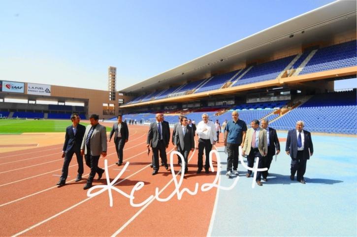 إعادة ترميم ملعب العربي بنمبارك وتعزيز الملعب الكبير لمراكش ب 3 ملاعب للتداريب