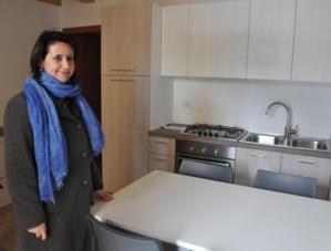 وزيرة التضامن الإيطالية تزور قلعة السراغنة