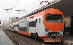 قطار يزيغ عن سكته بضواحي مدينة آسفي