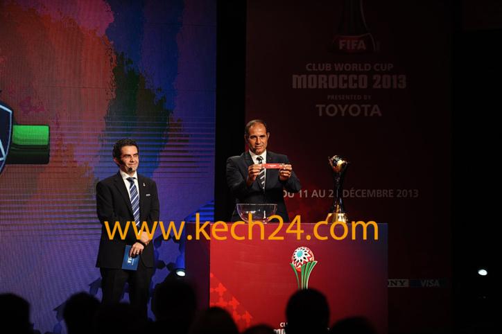 قرعة كأس العالم لأندية في كرة القدم توقع الرجاء البيضاوي مع أوكلاند سيتي + نفاصيل والبرنامج العام