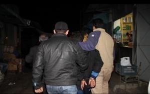 اعتقال جندي بتهمة حيازة مخدر الشيرا بمراكش