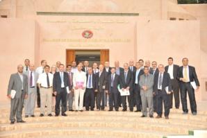 الجمعية العمومية لغرفة التجارة والصناعة والخدمات بمراكش تصادق على القانون الداخلي للغرفة
