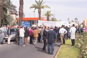 المفتشية العامة لوزارة الداخلية تحقق في الإختلالات والتجاوزات التي طالت مصلحة تدبير الملك ببلدية مراكش