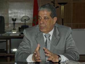 الرئيس الموريتاني على ولد محمد فال في ضيافة عمر الجزولي