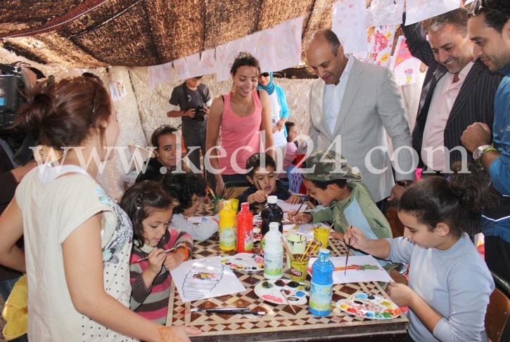 اختتام مهرجان الطيران الحر بأكركور إقليم الحوز + البوم الصور