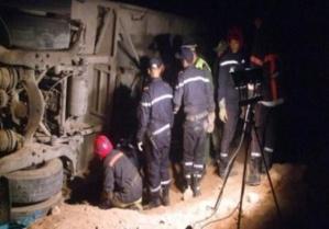 الصويرة ... حادثة سير تخلف عشرات المصابين من بينهم سياح أجانب كش24 تقدم معطيات حصرية