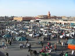 قمة لحسد : مدينة مراكش قبلة لعدد كبير من مشاهير العالم في السياسة والثقافة والفن والرياضة ولو كره الجزائريون
