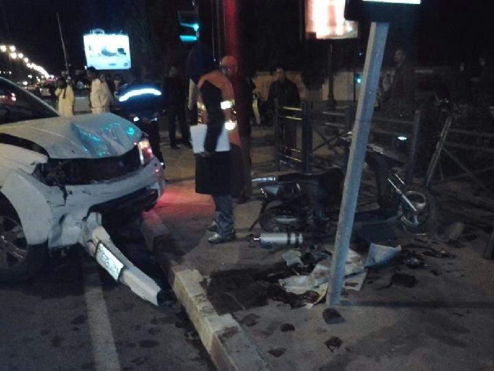 متابعة : مصرع شخصين اخرين في حادثة شارع عبد الكريم الخطابي