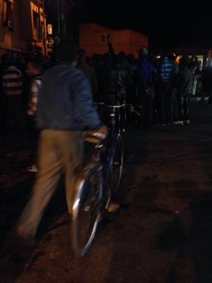 عاجل : سائق دراجة نارية في حالة سكر يتسبب في اصابة طفلة بجروح خطيرة بممر لبرانس بمراكش