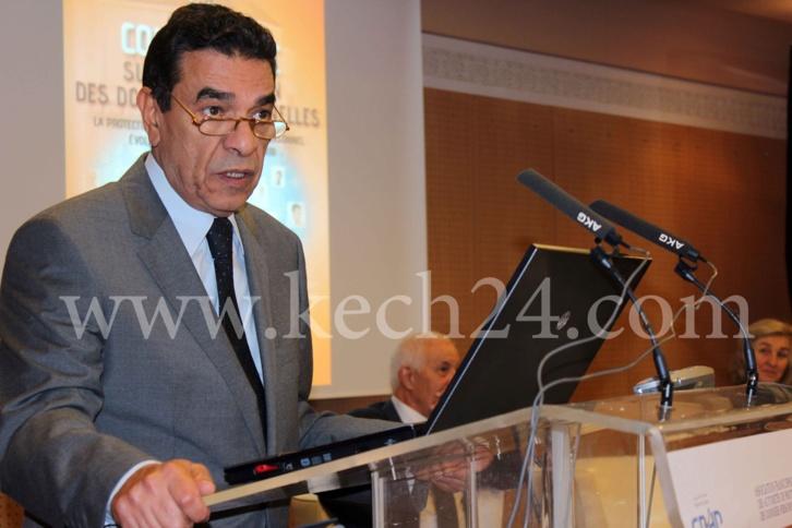الوزير محمد الوفا يترأس افتتاح المناظرة الدولية حول حماية المعطيات ذات الطابع الشخصي بمراكش