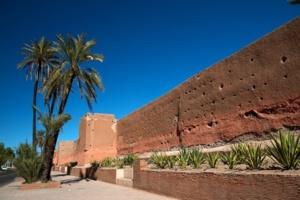 الوالي فوزي يتدخل لانقاذ اسوار مراكش التاريخية
