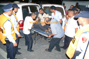 عاجل وحصري : نجاة سائق سيارة بأعجوبة من الموت في إصطدام مع قطار نواحي مراكش قبل قليل