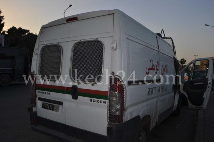 انفراد : اعتقال المتهم بسرقة طاكسي وفتاتين بمراكش كش24 تكشف معطيات حصرية
