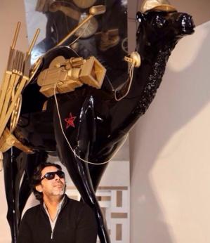 موكب الجمل يثير إعجاب زوار المهرجان الدولي للفيلم بمراكش