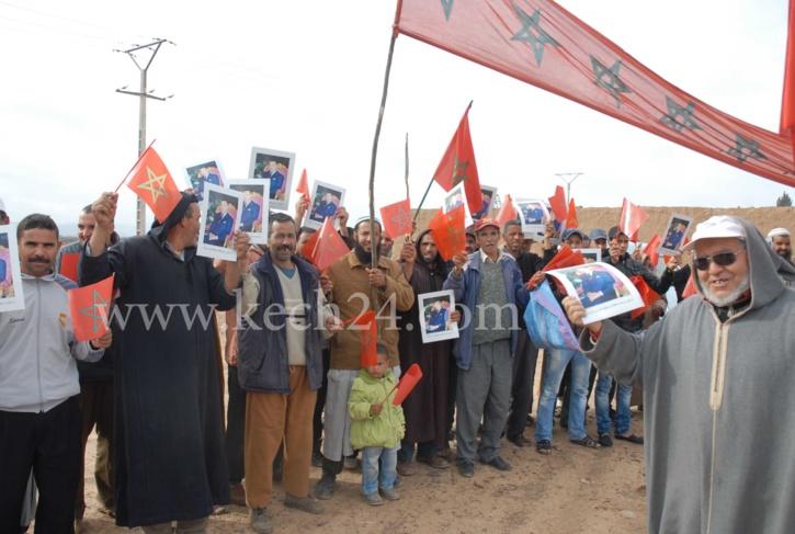 انتفاضة ساكنة دوار واغرار بإقليم الحوز في وجه العامل الأسبق عبد العزيز العفورة