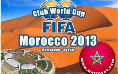 اللجنة لمنظمة لكأس العالم لأندية تعقد ندوة صحفية بمراكش