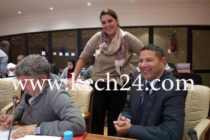 نائب عمدة مراكش يتحدى محمد فوزي والي الجهة