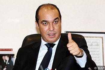 وزير الشباب والرياضة يحل ضيفا على الرجاء بمراكش
