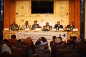 محامون مغاربة يتدارسون أهمية الدبلوماسية الشعبية في الدفاع عن القضية الوطنية بمراكش